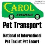 Carol Express transport de chiens et chats a travers l'Europe - Annuaire Elevages-Passion